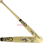 Larry Walker Autographed Rawlings Name Model Bat Inscribed HOF 2020