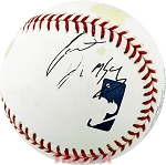 Patrick Dempsey Autographed Major League Baseball