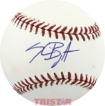 Kris Bryant Autographed Official Major League Baseball