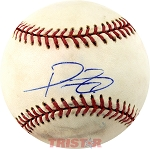 Prince Fielder Autographed Official Major League Baseball