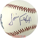 Jamie Foxx Autographed Official Major League Baseball