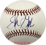 John Grisham Autographed Official Major League Baseball