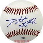 Dakota Hudson Autographed Official Southern League Baseball