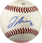 Oswaldo Arcia Autographed Official MiLB Southern League Baseball