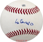Lee Corso Autographed Official Southern League Baseball