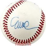 Emme Autographed Official League Baseball