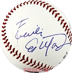 Emilio Estefan Autographed Official Southern League Baseball