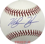 Ke'Bryan Hayes Autographed Official Major League Baseball