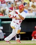 Jon Jay Autographed St. Louis Cardinals 8x10 Photo