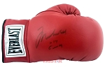 Muhammad Ali Autographed Everlast Boxing Glove Inscribed Cassius Clay