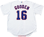 Dwight 'Doc' Gooden Autographed New York Mets Replica Jersey