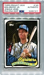 Ken Griffey Jr. Autographed Topps Project 2020 Card #148 Inscribed 13x AS - Gold 1/1