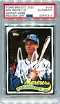 Ken Griffey Jr. Autographed Topps Project 2020 Card #148 Inscribed HOF 16 - White 1/1