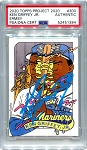 Ken Griffey Jr. Autographed Topps Project 2020 Card #300 Inscribed 24 - Blue 1/1