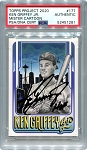 Ken Griffey Jr. Autographed Topps Project 2020 Card #177 Inscribed HOF - Black 1/1
