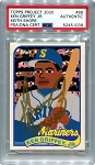 Ken Griffey Jr. Autographed Topps Project 2020 Card #88 Inscribed 13x AS - Gold 1/1