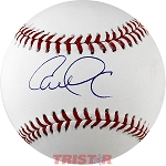 Carlos Correa Autographed Major League Baseball