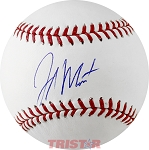 Jake Marisnick Autographed Major League Baseball