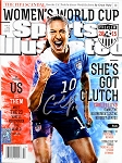Carli Lloyd Autographed USA Soccer June 2015 Sports Illustrated