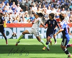 Lauren Holiday Autographed USA 2015 World Cup 16x20 Photo