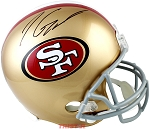 Jimmy Garoppolo Autographed San Francisco 49ers Full Size Helmet