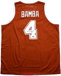 Mohamed Bamba Autographed University of Texas Longhorns Jersey