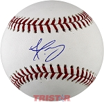 Dustin May Autographed Major League Baseball