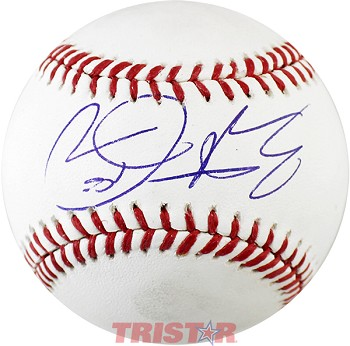 Brett Lawrie Autographed Official Baseball