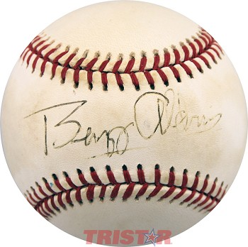 Buzz Aldrin Autographed American League Baseball