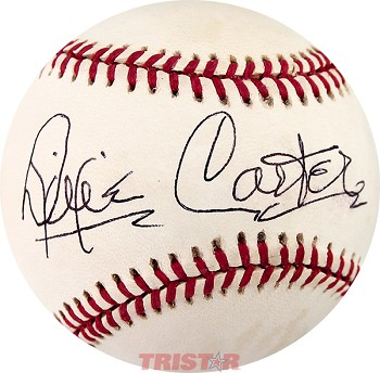 Dixie Carter Autographed Official American League Baseball