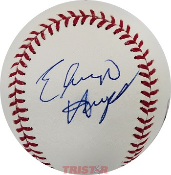 Elvin Hayes Autographed Official Major League Baseball