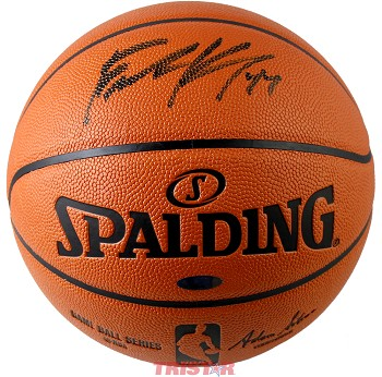 Frank Kaminsky Autographed NBA I/O NBA Game Ball Series Basketball