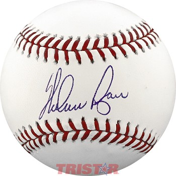 Nolan Ryan Autographed Major League Baseball